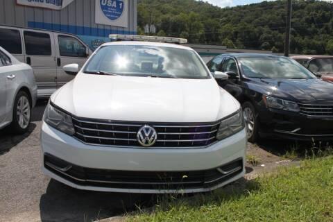 2017 Volkswagen Passat for sale at USA 1 of Dalton in Dalton GA
