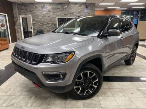 2019 Jeep Compass for sale at Sonias Auto Sales in Worcester MA