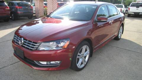 2015 Volkswagen Passat for sale at Integrity Auto Sales in Dickson TN