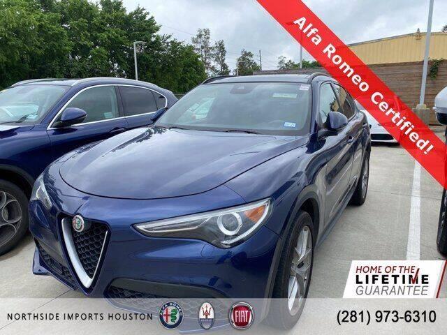 2018 Alfa Romeo Stelvio for sale in Spring, TX