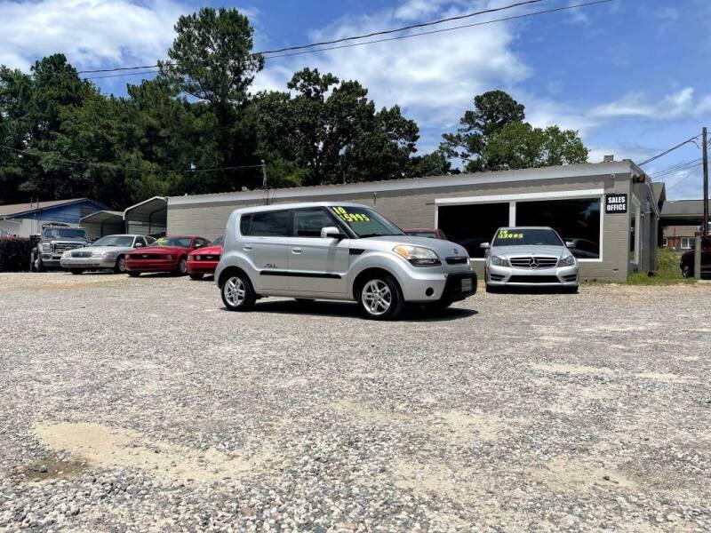 2010 Kia Soul for sale at Barrett Auto Sales in North Augusta SC