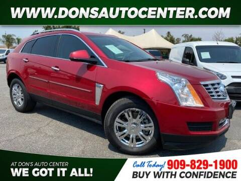 2014 Cadillac SRX for sale at Dons Auto Center in Fontana CA