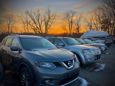 2015 Nissan Rogue for sale at Top Line Import of Methuen in Methuen MA