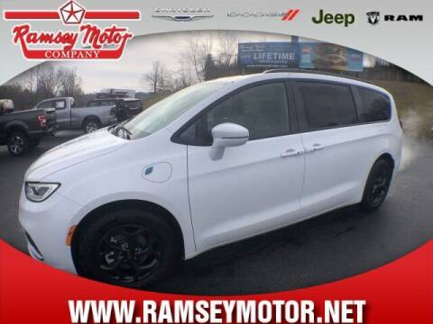 2021 Chrysler Pacifica Hybrid for sale at RAMSEY MOTOR CO in Harrison AR