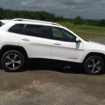 2020 Jeep Cherokee for sale at Garys Sales & SVC in Caribou ME