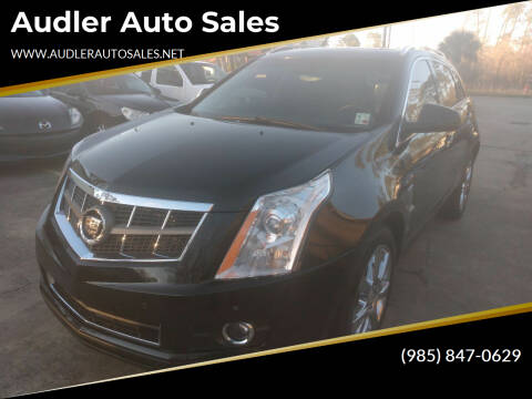 2010 Cadillac SRX for sale at Audler Auto Sales in Slidell LA