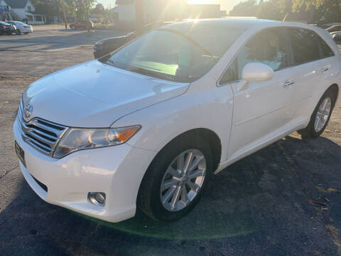 2011 Toyota Venza for sale at PAPERLAND MOTORS in Green Bay WI