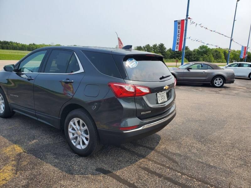 2018 Chevrolet Equinox 4x4 LT 4dr SUV w/1LT - Wisconsin Rapids WI