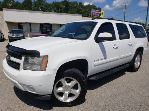 2007 Chevrolet Suburban for sale at Capital City Imports in Tallahassee FL