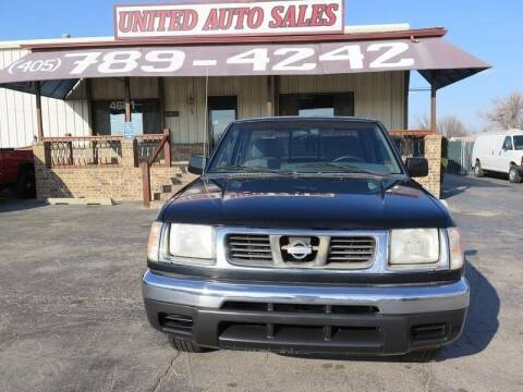 1998 Nissan Frontier for sale at United Auto Sales in Oklahoma City OK