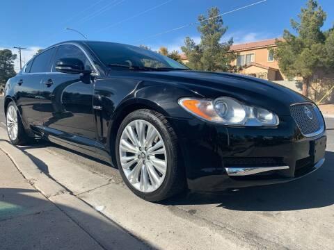 2011 Jaguar XF for sale at Boktor Motors in Las Vegas NV