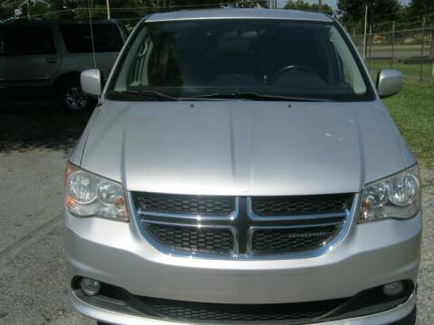 2012 Dodge Grand Caravan for sale at Speed Auto Inc in Charlotte NC