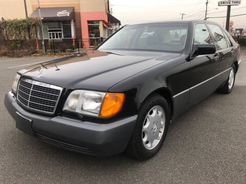 1994 Mercedes-Benz S-Class for sale at MAGIC AUTO SALES in Little Ferry NJ
