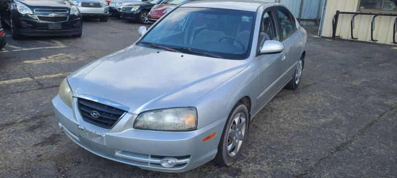 2005 Hyundai Elantra for sale at Steve's Auto Sales in Madison WI