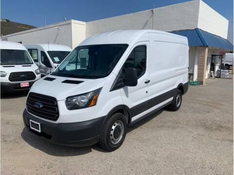 2017 Ford Transit Cargo for sale at Dealers Choice Inc in Farmersville CA