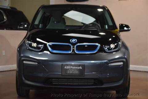 2018 BMW i3 for sale at Tampa Bay AutoNetwork in Tampa FL