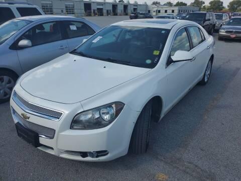 2011 Chevrolet Malibu for sale at Straightforward Auto Sales in Omaha NE