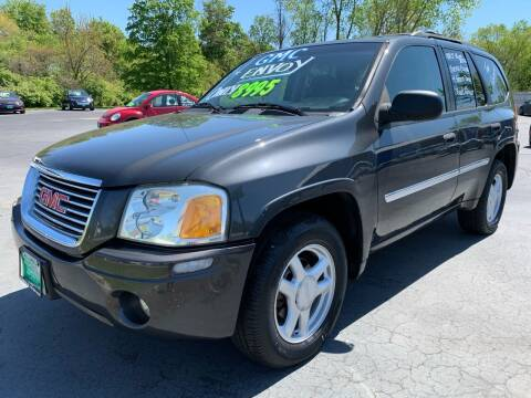 2007 GMC Envoy for sale at FREDDY'S BIG LOT in Delaware OH
