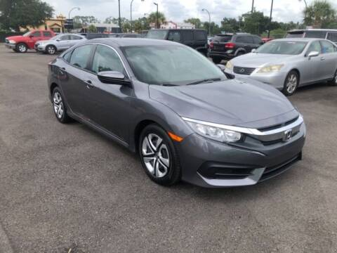 2018 Honda Civic for sale at Empire Automotive Group Inc. in Orlando FL