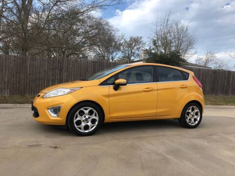 2011 Ford Fiesta for sale at H3 Auto Group in Huntsville TX