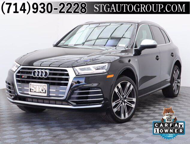 2018 Audi SQ5 for sale in Garden Grove, CA