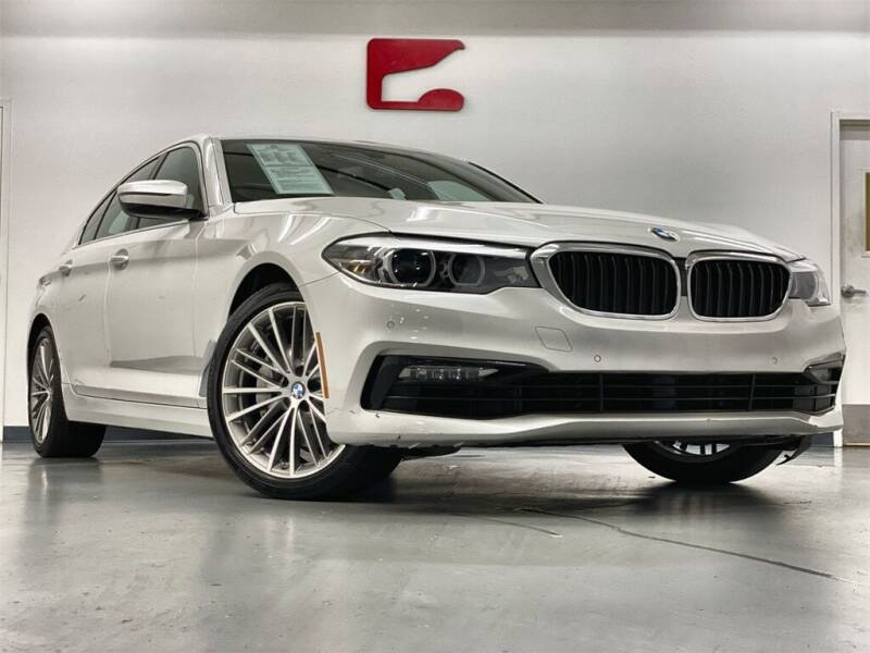 2018 BMW 5 Series for sale in Marietta, GA