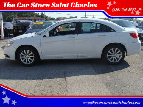 2013 Chrysler 200 for sale at The Car Store Saint Charles in Saint Charles MO