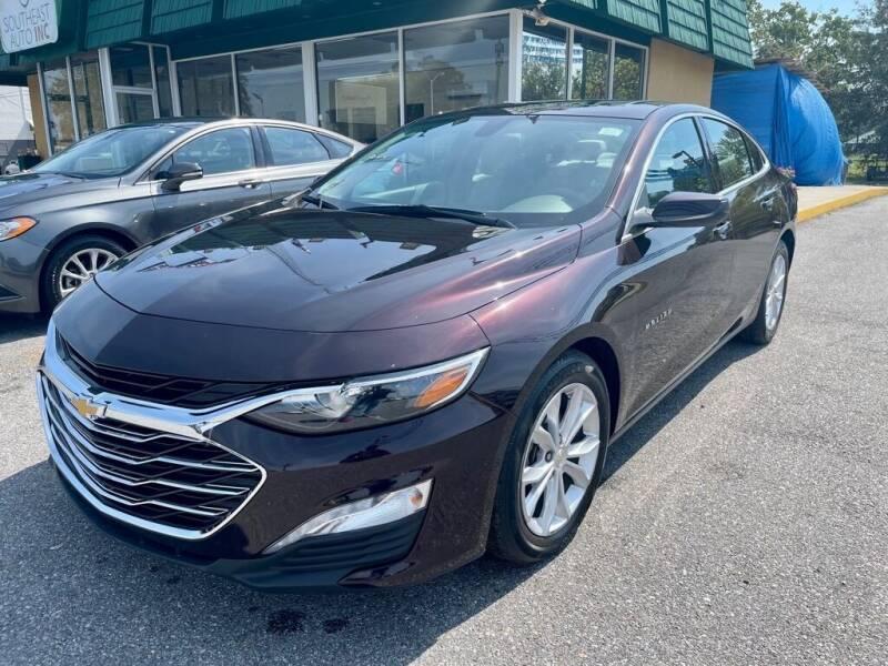 2020 Chevrolet Malibu for sale at Southeast Auto Inc in Baton Rouge LA