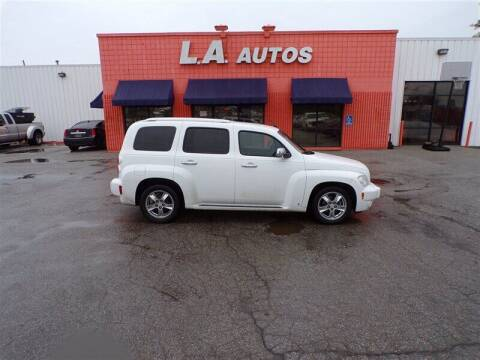 2009 Chevrolet HHR for sale at L A AUTOS in Omaha NE