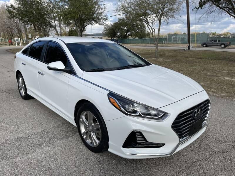 2018 Hyundai Sonata for sale at Prestige Motor Cars in Houston TX
