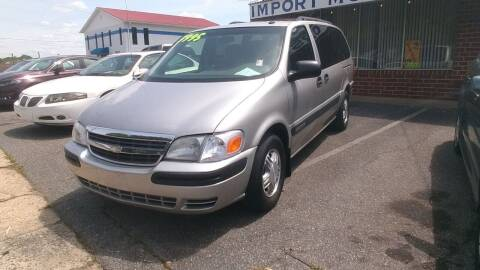 2004 Chevrolet Venture for sale at IMPORT MOTORSPORTS in Hickory NC