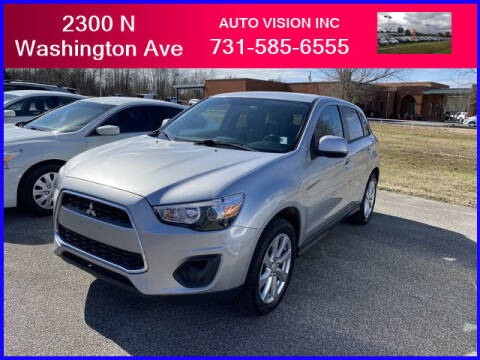 2015 Mitsubishi Outlander Sport for sale at Auto Vision Inc. in Brownsville TN