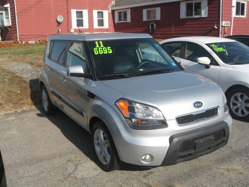 2011 Kia Soul for sale at Joks Auto Sales & SVC INC in Hudson NH