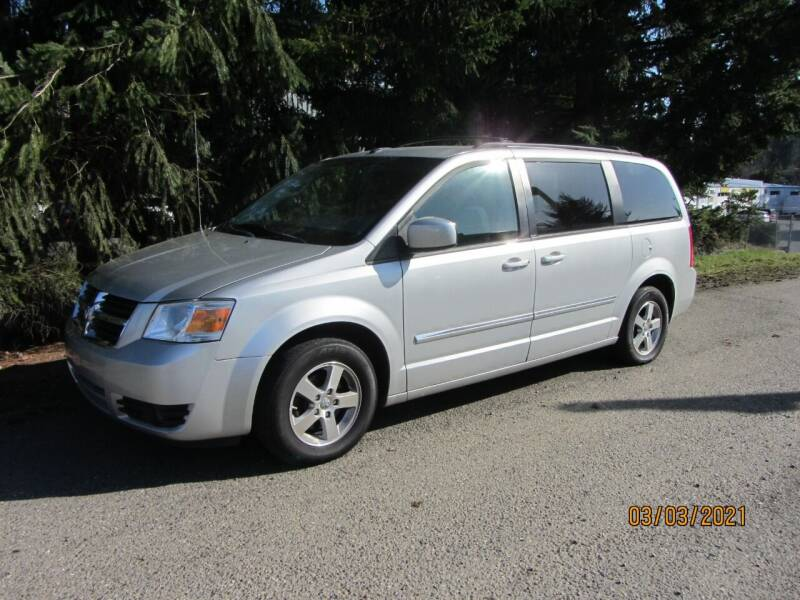 2008 Dodge Grand Caravan for sale at B & C Northwest Auto Sales in Olympia WA
