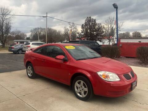 2009 Pontiac G5 for sale at TNT Motor Sales in Oregon IL