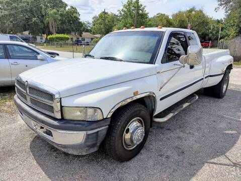 1998 Dodge Ram Pickup 3500 for sale at Advance Import in Tampa FL