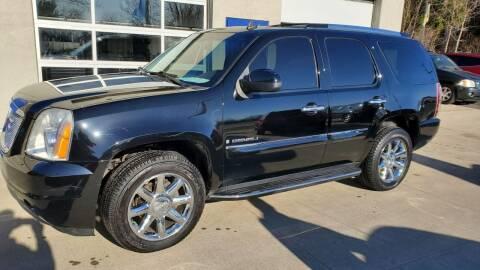 2008 GMC Yukon for sale at City Auto Sales in La Crosse WI