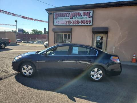 2008 Nissan Altima for sale at SELLECT AUTO INC in Philadelphia PA