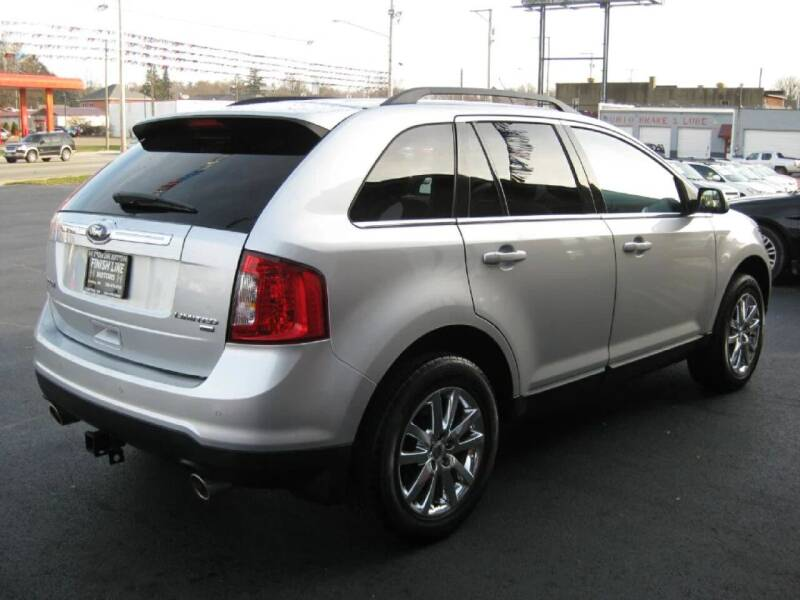 2012 Ford Edge AWD Limited 4dr Crossover - Canton OH