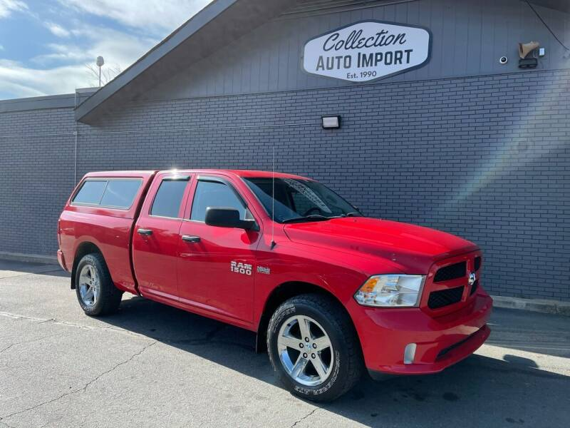 2014 RAM Ram Pickup 1500 for sale at Collection Auto Import in Charlotte NC
