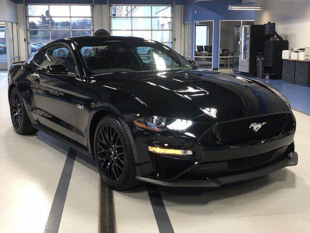 2019 Ford Mustang for sale at Simply Better Auto in Troy NY