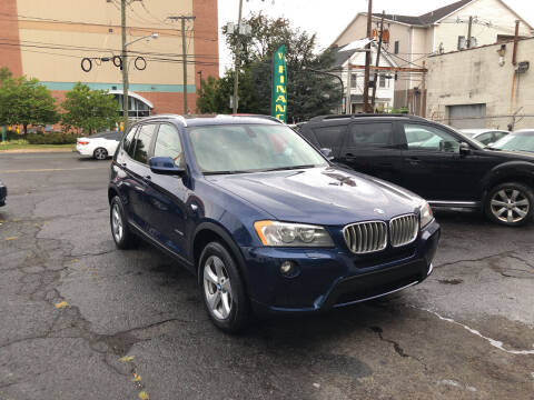 2011 BMW X3 for sale at 103 Auto Sales in Bloomfield NJ