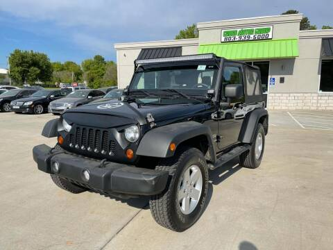 2011 Jeep Wrangler for sale at Cross Motor Group in Rock Hill SC