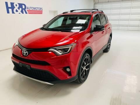 2016 Toyota RAV4 for sale at H&R Auto Motors in San Antonio TX