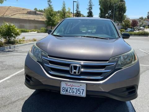 2014 Honda CR-V for sale at HAPA AUTO DEALERS in Santa Clara CA