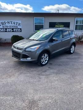2014 Ford Escape for sale at Tri State Auto Center in La Crescent MN