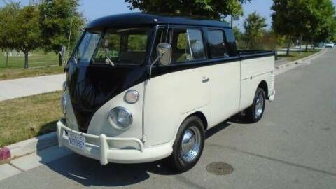 1963 Volkswagen Bus for sale at Redwood City Auto Sales in Redwood City CA