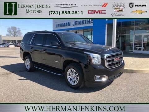 2018 GMC Yukon for sale at Herman Jenkins Used Cars in Union City TN