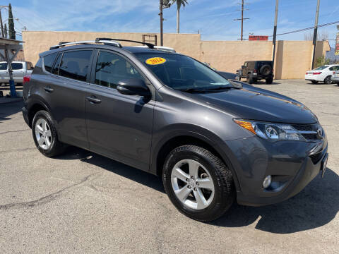 2014 Toyota RAV4 for sale at JR'S AUTO SALES in Pacoima CA