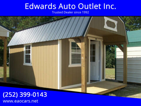 2020 Old Hickory Buildings 10x20 Lofted barn Playhouse for sale at Edwards Auto Outlet Inc. in Wilson NC